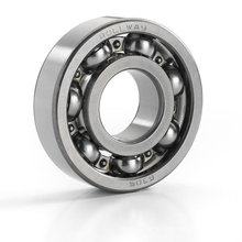 SKF High Speed Low Noise Deep Groove Ball Bearing 6205