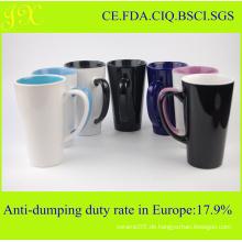 Company Promotion Geschenk Porzellan Tassen / Keramik Kaffeetassen
