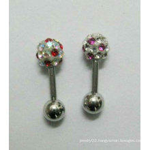 2012 new fashionable design ear studs