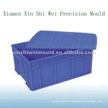 caja de plástico con alta calidad y precio barato para caja de plástico