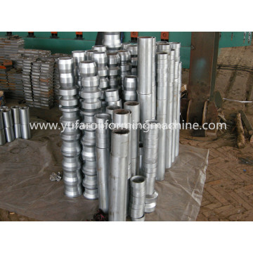 Making Metal Construction Materials Roof Sheet Forming Machine