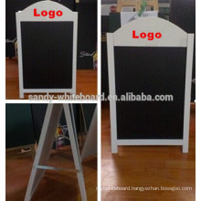 Factory price folding wooden blackboard
