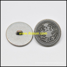 Basic Metal Wire Shank Button