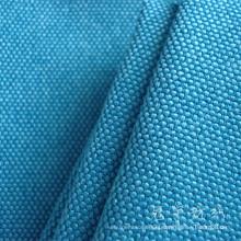 Composé de Polyester tissu lin coloré pour la décoration