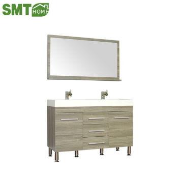 Meuble de salle de bain table de lavage 3 meuble avec miroir