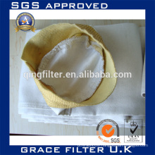 Fiberglass dust collector pocket filter bag filter for air filtration system filter bags (manufature)