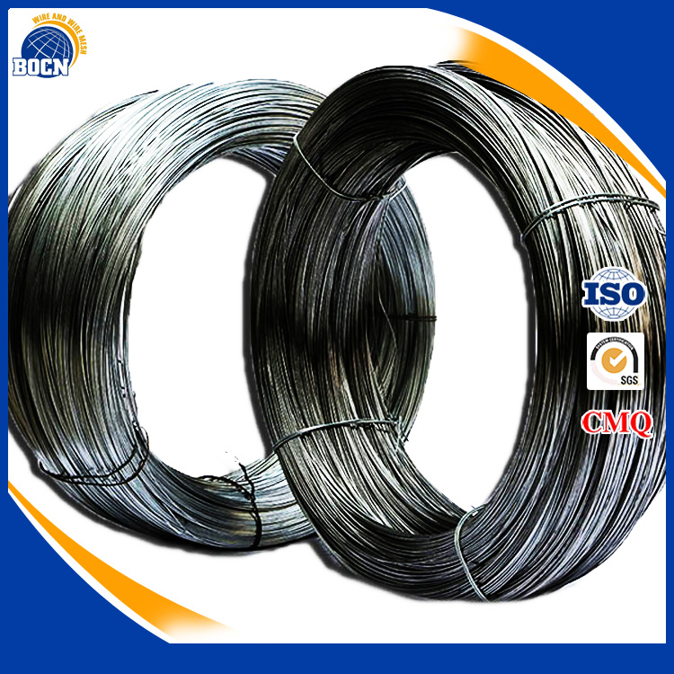 2017 bocn 18 Gauge soft black iron wire