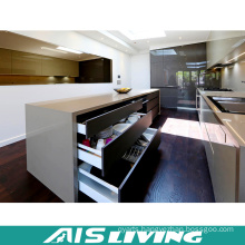 Wholesale Contemporary with Hettich Kitchen Cabinets Furniture (AIS-K302)