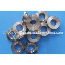 Electrode à disque de cuivre tungstène pour le soudage
