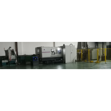 Wind turbine blade bolt automatic production line