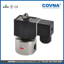 New Product Water valve electric solenoid 2WS025-08 Two Port 1/4 ,Normally closed, VITON, electric solenoid valve 12v water
