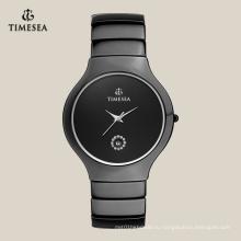 Популярный Мужской Дата отдыха керамические часы в 6ч 72112