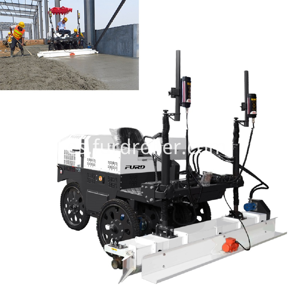 Hydraulic Laser Level Screed