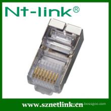 cat6a modular plug 8P8C