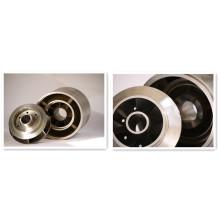 rotor e difusor de aço inoxidável