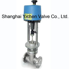 Psl Actuator Electric Fluorine Lined Single Seat Control Valve