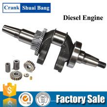 Shuaibang Maschinerie-Maschine Praktischer Oem Groupe-Elektrogen-Benzin-Generator-Kurbelwelle