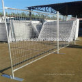 Zäune hohe Qualität temporäre Zaun Fabrik ISO9001 Verkehrsbarriere
