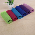 Pelenggaran Double Layer Sports Cooling Towel Fitness Towel