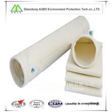 El fabricante proporciona directamente bolsa de filtro de polvo de acrílico
