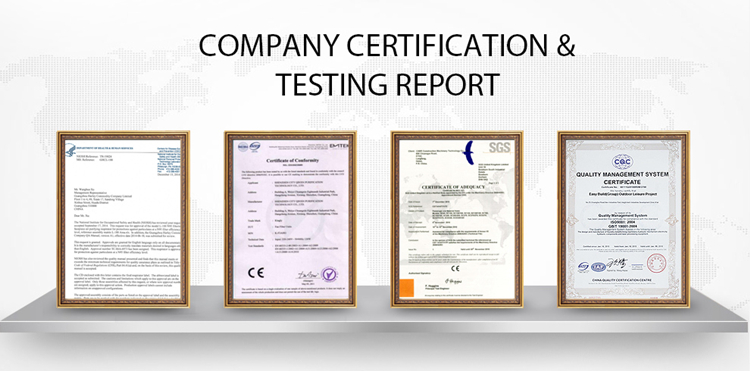 Certification Test Report