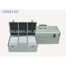 boîtier CD de haute qualité 390 CD disques en aluminium vend en gros fabricant, Chine