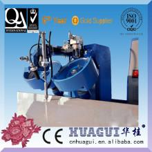 HUAGUI mini precio de costura mini máquina aplicador de strass