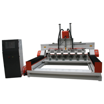 Volume de madeira Carving CNC Router Center