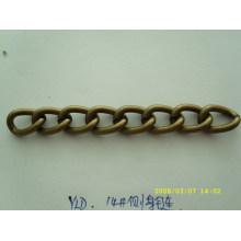 Cadena de metal para la cadena del monedero de la manija del bolso