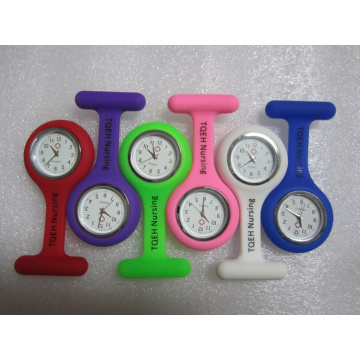 Soft Little Watch for Nurse Silicone Material