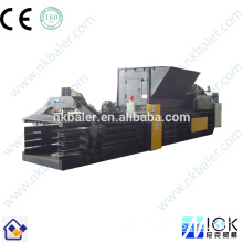 Plastic scrap baler /pet bottle baling machine (high quality)