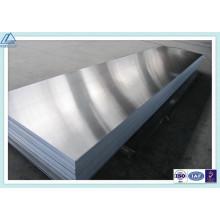 2.0mm 6061 Placa de pared de cortina de aluminio