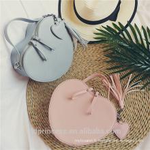 2017 sac à main sac cosmétique rose bleu amour conception épaule sac à bandoulière pour les filles