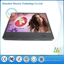 19 pouces écran 5:4 multi media player LED pour la publicité