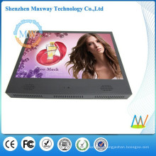 19 inch 5:4 multi media player LED screen for advertising