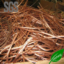 99.99% Copper Millberry Copper Wire Scrap Copper Scrap