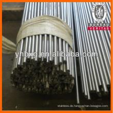 BV zertifiziert duplex Edelstahl 1.4462 Runde Stahlstange