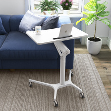 Adjustable Rolling Office Desk
