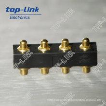 4 Pin Pogo Connector (fêmea macho, impermeável, alimentação de carga)