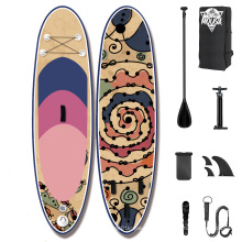 2021 Superior Hot selling Inflatable Stand-Up Paddleboarding Board inflatable paddle board  Sup paddle board for water sports