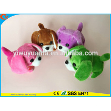 Hot Selling Charming Fashion Soft Plush Electric Walking Barking Cute Puppies for Birthday Festival Gift