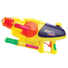 Plastic Summer Toys Single Nozzle Gun Airpressure Toy Gun (10216520)