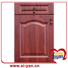 Pvc cheap kitchen cabinet doors
