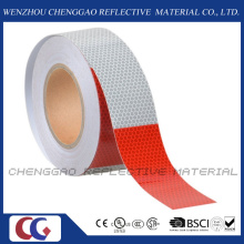 PVC Honeycomb Reflective Safety Warning Conspicuity Tape for Traffic Sign (C3500-B(D))