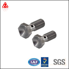 stainless steel bolt with wire hole / hole size m8 bolt