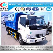 Camión de basura DFAC 4X2 y camión de basura para la venta