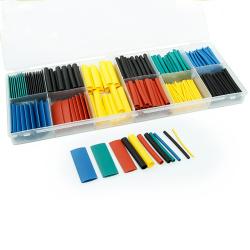 Cut heat shrink tube assort kit