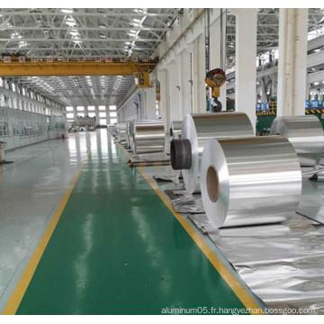 Feuilles en aluminium pour papier aluminium / Papier laminé / Aluminium Foil Container