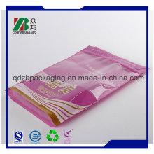 Kundenspezifisches Dokument PVC-Beutel File Zippock-Beutel (ZB008)