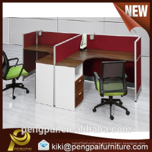 Regular specific office workstation with drawer for sale